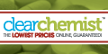 Clear Chemist Discount voucherss
